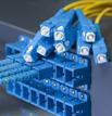 Ethernet Glasvezel verbinding