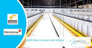 AWS direct connect Telecity